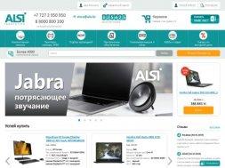 Интернет-магазин Alsi.kz