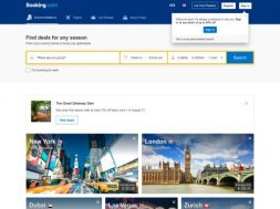 Интернет-магазин Booking.com