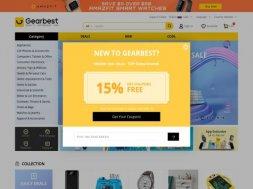 Интернет-магазин Gearbest