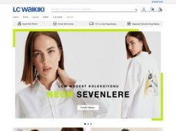 Интернет-магазин LC WAIKIKI