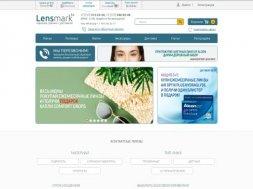 Интернет-магазин Lensmark