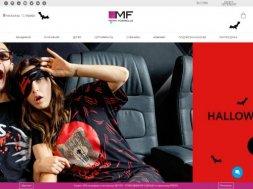 Интернет-магазин Mark Formelle